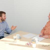 Franz Kopp im Interview mit der Mittelbayerischen Zeitung